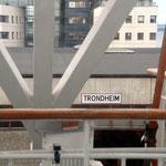 Bild 6-111 - Trondheim ist das Zentrum für den Einzelhandel und für die öffentliche Verwaltung von ganz Mittelnorwegen
