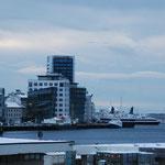 Bild 14-263 - Kalte Hafenstadt nördlich des Polarkreises