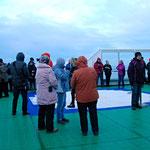Bild 9-173 - Am andern Morgen - Polarkreistaufe