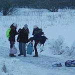 Bild 14-268 - Auf dem Schulweg