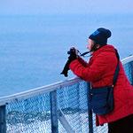 Bild 18-350 -  Zu Füssen das Nordmeer