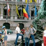 Antwerpen mit Birgitt und Udo