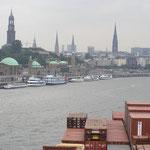 Zurück in Hamburg