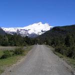 glaciar del manso