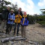 Wanderung mit Susanne und Michel