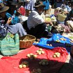 Markt Tarabuco
