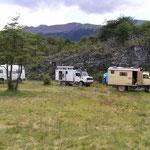 Abschied im Nat. Tierra del Fuego