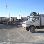 Grenze Bolivien
