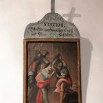 Christus empfangt das Creütz auf Seine Schultern.