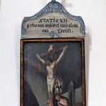 Jesus wir erhöret und stirbt am Creütz.
