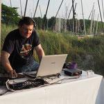 Gut aufgelegt mit DJ Renegades of Jazz