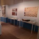 Hansekarte im stadthistorischen Museum Duisburg
