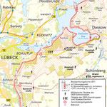 Innerdeutsche Grenze bei Dassow