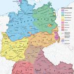 Deutsche Sprachräume