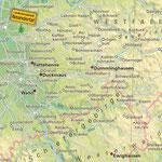 Atlas der 999 seltsamen Ortsnamen in Deutschland