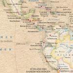 Atlas der Wahren Namen - Welt