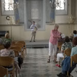Besichtigung der ehem. Synagoge in Schweich