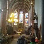 Die Klausener Kirche