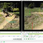 Techniktraining mit Videoanalyse