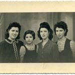 Marie-Louise, Michèle, Antoinette et Lydie Christiane Tendero