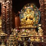 Temple près de Gouli