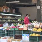 Achat de fruits et légumes