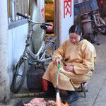 Déparasitage de la viande