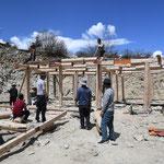 Chantier tibétain