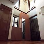 憧れの玄関ホール
