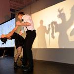 Inszenierung einer 125 Jahre Zeitreise Show für den Deutschen Tapenverband Oktober 2014 (Die 20s)