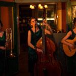 """Highlightauftritt - Inszenierung der """"Vintage Suite"""" für die Aareal Bank im März 2015 (Fotos Heinrich von Schimmer)"""