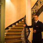 """Concierge - Inszenierung der """"Vintage Suite"""" für die Aareal Bank im März 2015 (Fotos Heinrich von Schimmer)"""