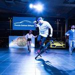 Präsentation des Porsche Macan mit Street Style Show in Solingen (2014)