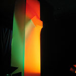 amorphia cubes können mit Hilfe von Schablonen ein 3D Branding erhalten    Foto: Mario Michalak