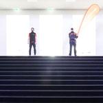 Inszenierung für TNT/Postcon Rebranding (Fashion Show) März 2014