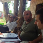 Data exchange with Ali Fuat and Kerem!