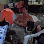 Poyraz, our fabuolous new camp dog