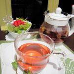 ハウスブレンド・ハーブティーHouse blended herbal tea