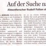 Rheiderlandzeitung vom 19.02.2013