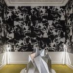 Studio Mathias Kiss, papier peint éditer par la maison Beauregard