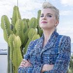 Cecile Cassel concert privée. festival de Cannes 2019