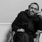 Portrait de l'artiste Mathias Kiss, janvier 2019