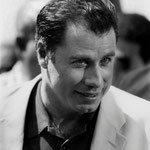 John Travolta, pour Primary Colors. Festival de Cannes 1998