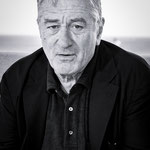 Robert De Niro pour HANDS OF STONE. Festival de Cannes 2016