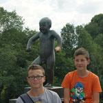 3 Bengel im Vigelandspark