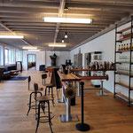 Der Shop- / Tastingbereich II.