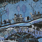 冬の聖者/300cm×450cm/2011