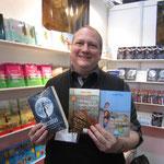 Jonathan Philippi mit gleich drei Bücher! Der zweite Band der Mary Island Reihe ist zur Buchmesse erschienen