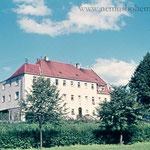 So sah damals das Kreiskrankenhaus aus (heute Heiligenfeld-Klinik).
