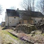 Neubäu 2013: Haus Nr. 11 (Ronft) und dahinter Nr. 13 (Stoffl, Schleglbauer).